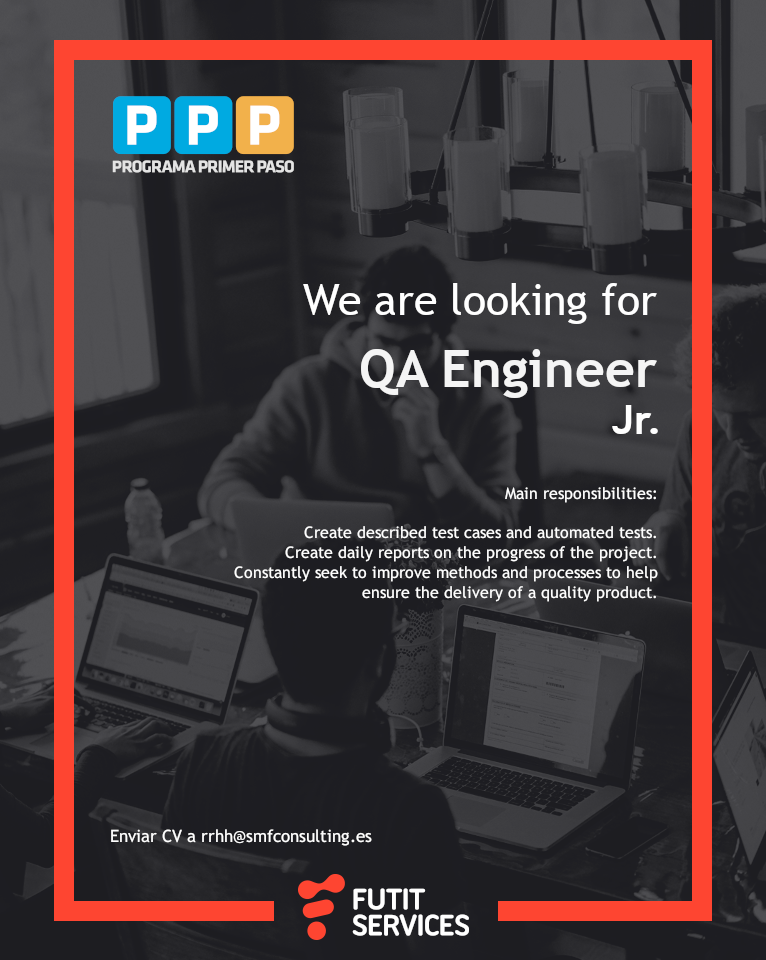 Careers - QA Engineer Jr